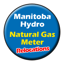 Manitoba Hydro Gas Meter Relocation